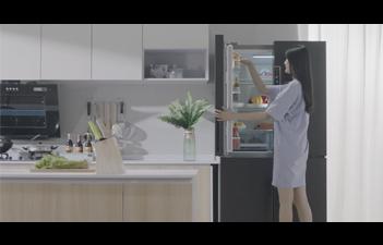 冰箱产品线上展会宣传片